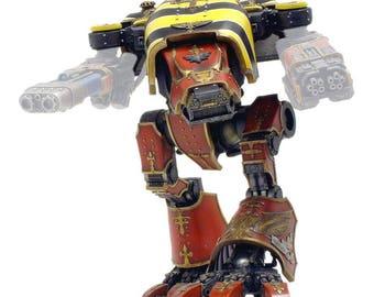 Warhammer Mars Pattern Warhound Titan (BODY ONLY) wargame