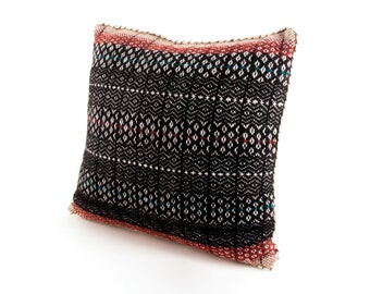 Commodore Handwoven Throw Pillow