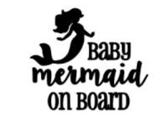 mermaid baby