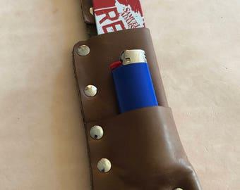Leather Bar Key holster, Bar Key Holder