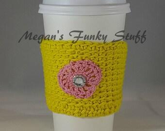 Coffee Cup Cozy (CC028)