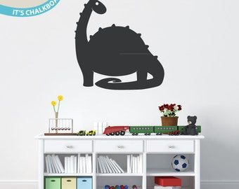 Dino -- Chalkboard Vinyl Wall Decal