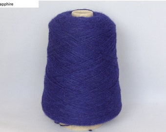 Yarn on the Cone - 100% Superfine Alpaca 4 ply - min. 450g