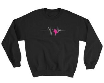 Bhangra Heartbeat Sweatshirt