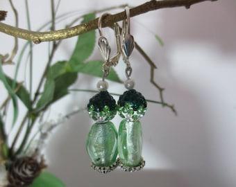 Fancy woman Anna earrings