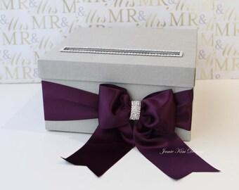 Wedding Card Box Money Box (Small Size)  - Custom Made to Order