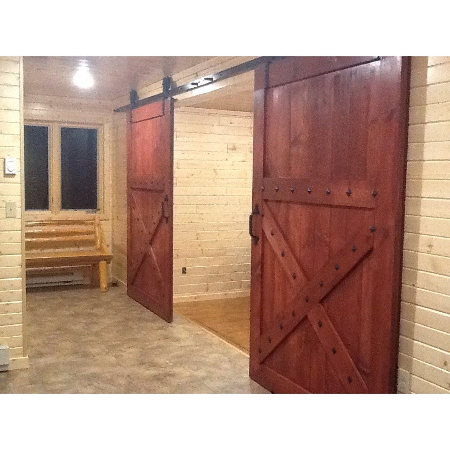 ?zoom  sc 1 st  Etsy : barn door designs - pezcame.com