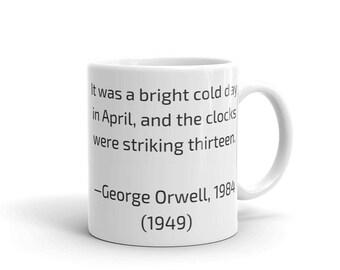 George Orwell - 1984 - Mug