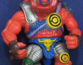 Teenage Mutant Ninja Turtles Groundchuck Action Figure - 1991 Vintage
