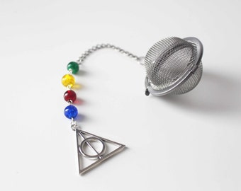 Deathly Hallows inspired Harry Potter Tea Infuser