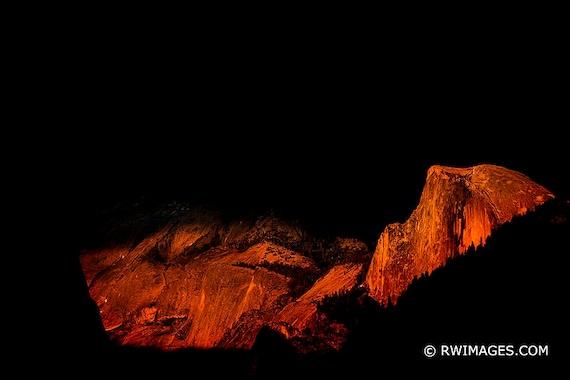 fiery glow burning sunset - photo #49