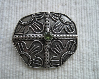 1980s Sterling Pin -- 171