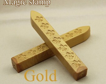 Gold Sealing Wax Sticks for Wax Seal Stamp