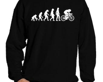 Cycling Sweatshirt for Men and Women, Cycling Sweater, Cycling Long Sleeve Shirt, Cycling Jersey, Biking Sweatshirt, Biker, Biking Jersey