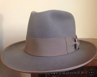 Fedora Hat Restoration
