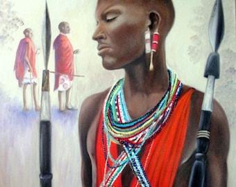 Massai - strasser nicole