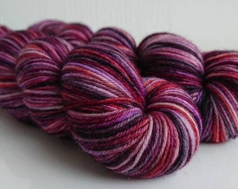 "75/25% Superfine Merino / Nylon 4-ply ""Tightrope"""