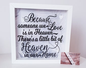 Quirky Personalised Pictures - In Memory