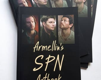 Supernatural Artbook