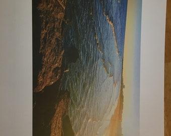 Galveston Waves Photo