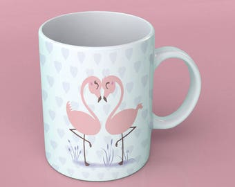 Mug - I see life in pink