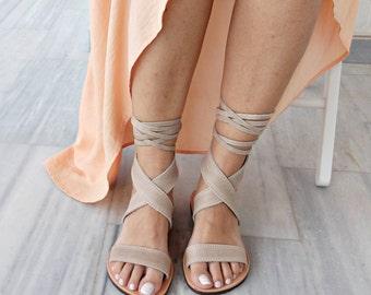 Greek Leather sandals, sandals, suede sandals, gladiator sandals