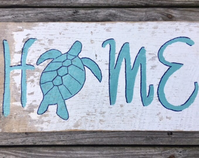 Barn wood Sea turtle rescue Beach sign NEST coastal decor hostess gift outside are nautical cottage Outer Banks wedding BeachHouseDreams OBX