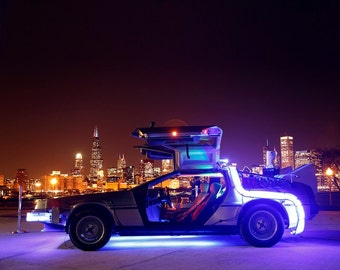 DeLorean Time Machine #1