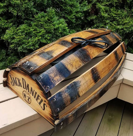 Whiskey Barrel Pool Table Bar Billiards Hanging Light Fixture