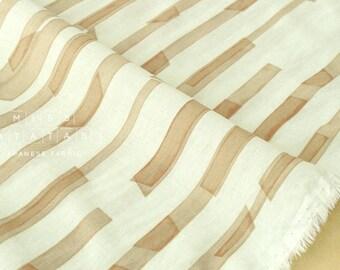 Japanese Fabric Kokka 3 min. - SS3 - latte - 50cm