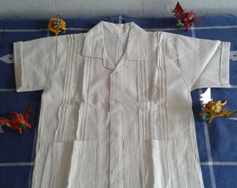 Mexican Guayabera shirt