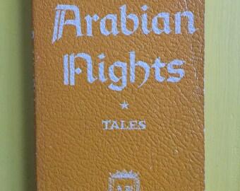 "Arabian Nights - Vintage ""Leatherette"" cover"
