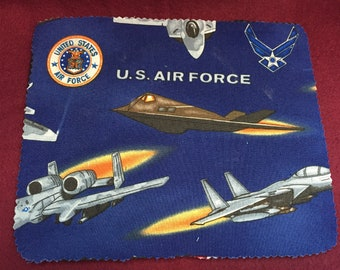 Mouse Pad, Computer, Air Force, FREE shipping, Computer Mouse Pad