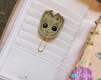 Baby Tree Planner Clip and/or Page Marker
