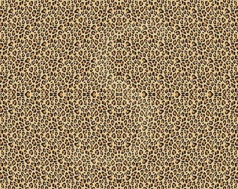 "12"" x 12"" Oracal Patterned Vinyl - Cheetah by Sparkle Berry"