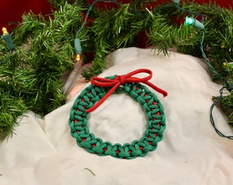 Miniature Holiday Wreath
