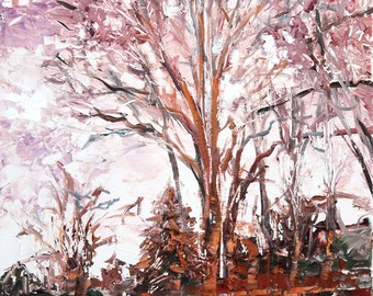 New England Landscape No.53, limited edition of 50 fine art giclee prints