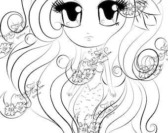 Gigi Little Mermaid
