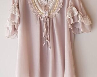 Fi-fi girls dress, size 6
