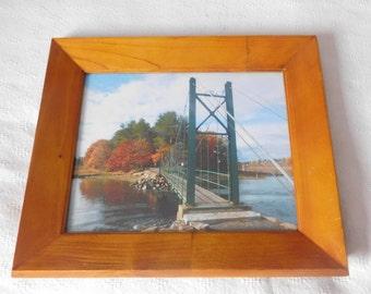 Wiggly Bridge York Maine