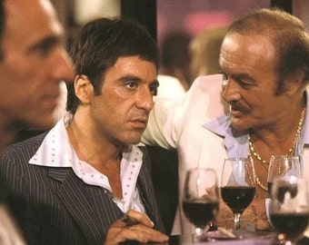 Robert Loggia signed autographed autograph with 2 free prints star of Scarface an Officer and a Gentleman BIG with Tom Hanks Chopsticks
