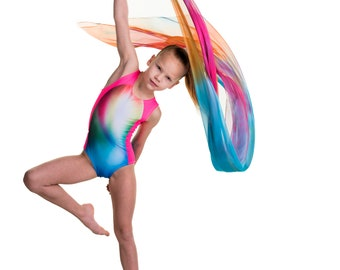 Rainbowtastic Leotard (Could be personalized)