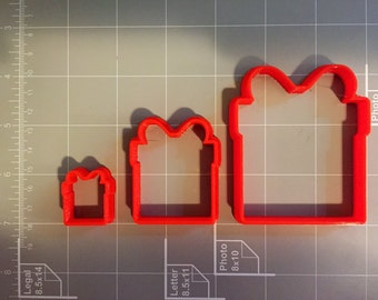Gift Cookie Cutter