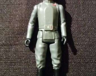"""Vintage Star Wars 1980 """"AT-AT Commander"""" action figure"""