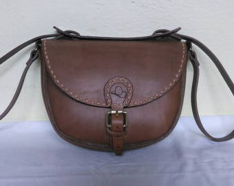 Handmade Leather bag Italy