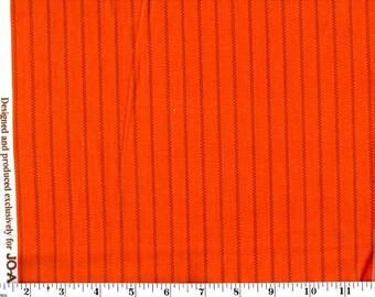 1 Yard, Harvest Stitch Stripe Cotton