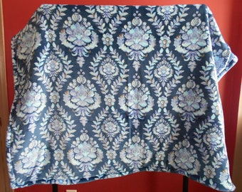 Floral design Blanket--Full-sized