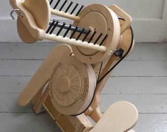 spinning wheel - spinolution - hopper