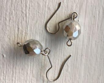 Disco Ball Earrings!