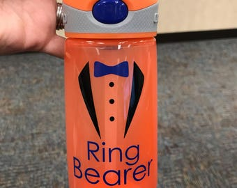 Ring Bearer Decal